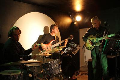 Pascal Lucchesi Trio