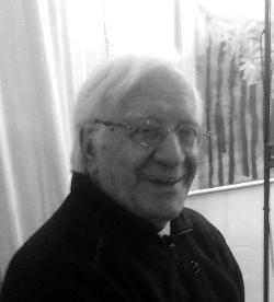 Roger Mennillo le 4 janvier 2013