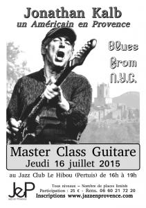 20150716_Jonathan Kalb_Master Class