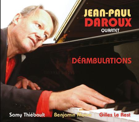Jean-Paul Daroux – Déambulations