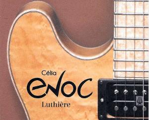 Célia Enoc – Lutherie Guitare