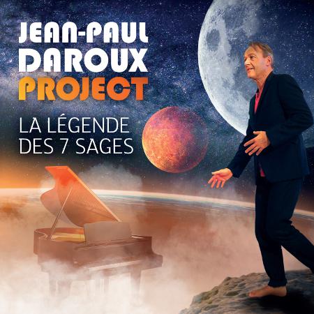 Jean-Paul Daroux Project – La légende des 7 sages