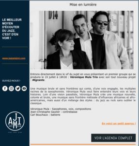News d'été de Jazz en Provence