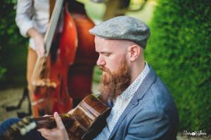 Simon Guillaume (guitare, banjo)